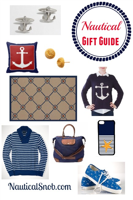 nautical gift guide