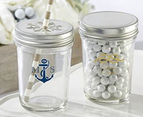 nautical mason jars