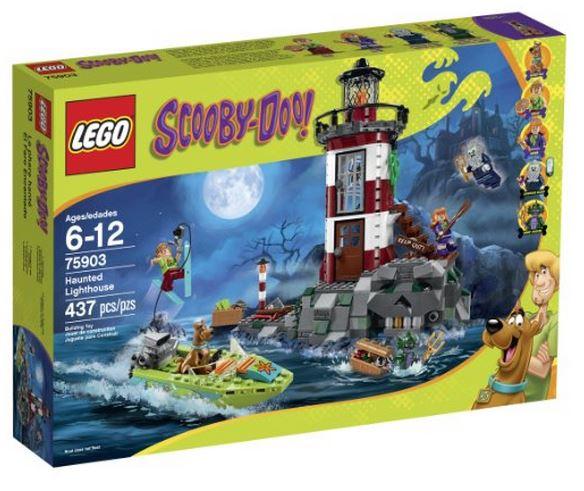 lego haunted lighthouse