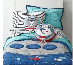 20,000 Leagues Under the Sea Bedding