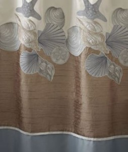 shell curtains on sale