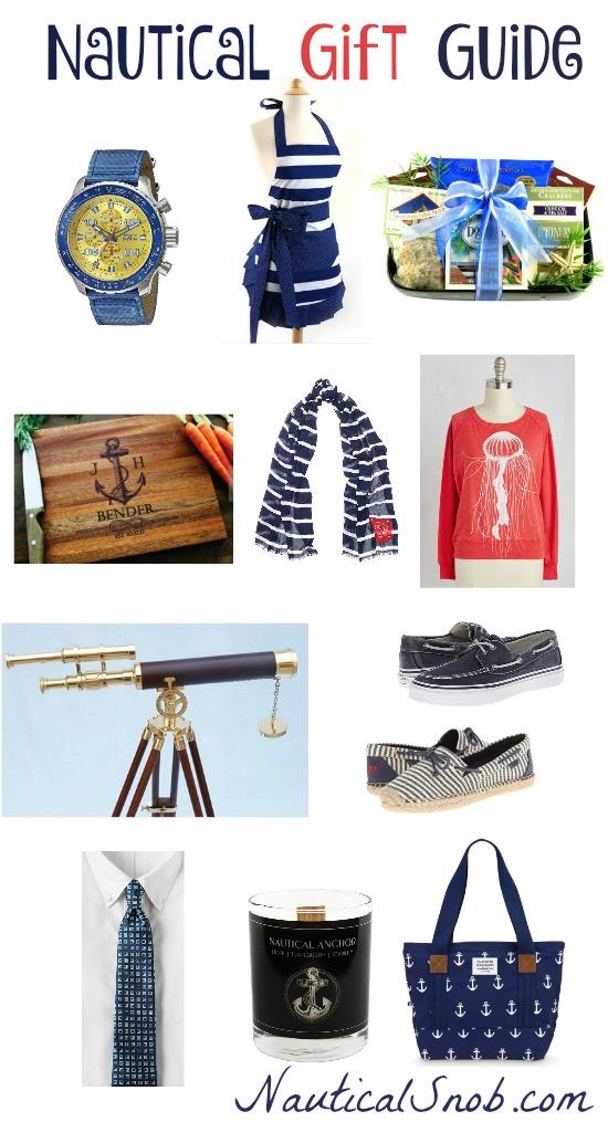 nautical gift guide 2015