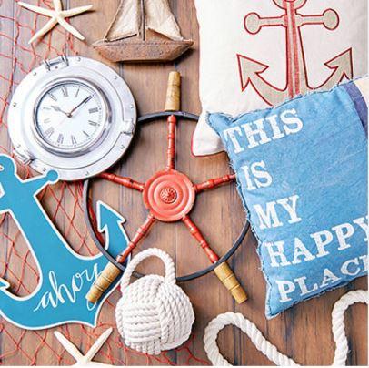 nautical shopping event
