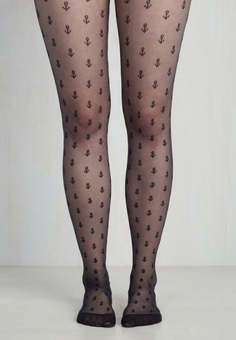 anchor tights