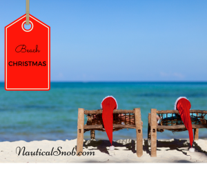 beach Christmas vacations