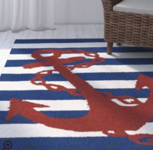anchor rug on sale